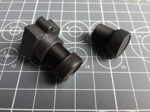 Two new lenses, sold as 90º FOV